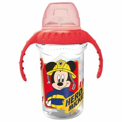 Disney Mickey baby toddler silicone sippy training tumbler