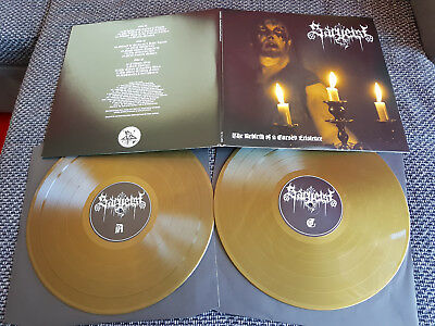 Sargeist-The Rebirth Of A . 2LP,2013,Black Metal,Horna,Behexen,Goatmoon,Baptism