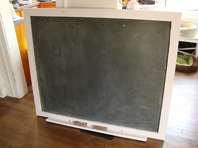 Huge Antique Vintage Slate Schoolhouse Chalkboard ~ Perfect for Restaurant