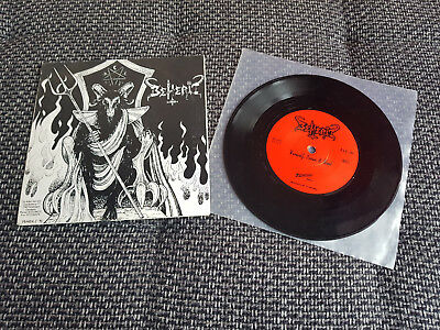 Beherit / Death Yell Split EP,1991,Black Metal,Archgoat,Blasphemy,Sarcófago,Von