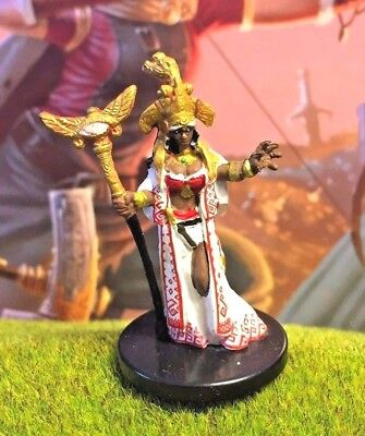 Alhazra Human Oracle D&D Miniature Dungeons Dragons pathfinder wizard cleric A