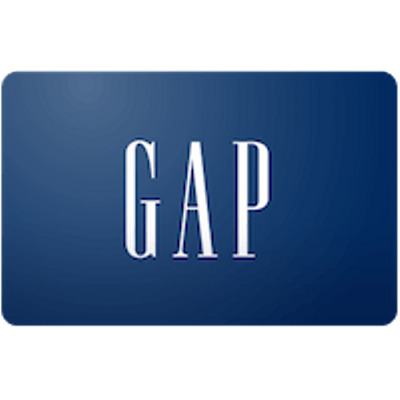 Gap Gift Card $25 Value, Only $22.00! Free Shipping!