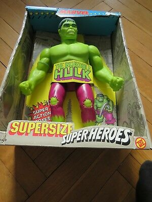 Marvel The Incredible Hulk SUPERSIZE