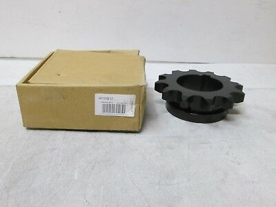 Browning H100Q12 12 1-1/4in Single Roller Chain Sprocket 100Q12H NEW