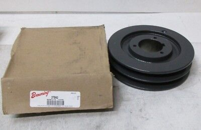 NEW Browning 2 Groove Pulley 2TB62 FREE SHIPPING