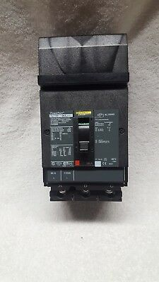 NEW TAKE OUT SQUARE D HJA36090 PowerPact H I-LINE 90A 3P  90 AMP 3 POLE