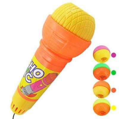 Fun Echo Microphone Mic Voice Changer Toy Gift Birthday Present Kids Party Song
