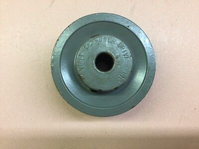 """Variable Pitch Sheave Pulley Vl34 1/2"""" Bore"""