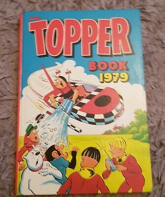The Topper Book Annual - 1979