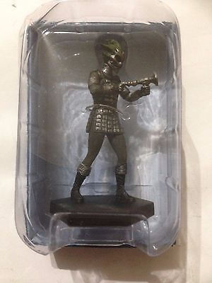 BBC DOCTOR WHO Collectable Figurine SILURIAN WARRIOR 10cm Tall *Free UK Postage*