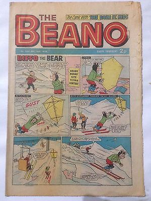 DC Thompson THE BEANO Comic. Issue 1587 December 16th 1972 **Free UK Postage**