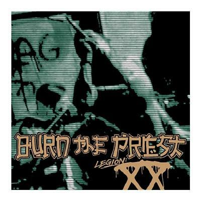 Burn The Priest (Lamb Of God) * Legion  Xx (CD) NEW