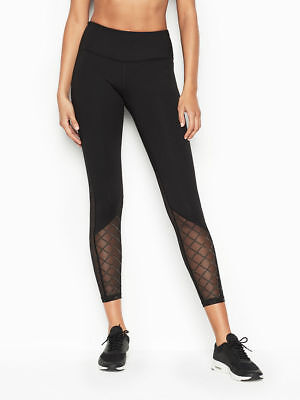 f306063ab1019 Victoria's Secret Knockout Stretchy Smoothing Support Sport Tights Size M /Reg