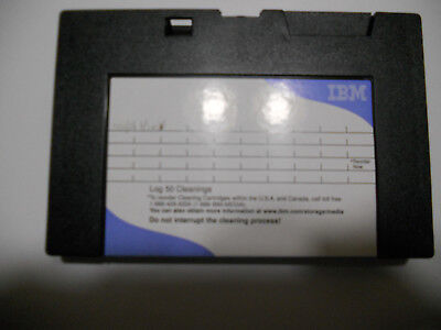 IBM 35L0844 MLR/SLR QIC-1000+ Cleaning Cartridge;*USED* 48 cleanings remain