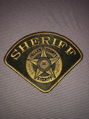 Teller County Colorado Sheriff Patch