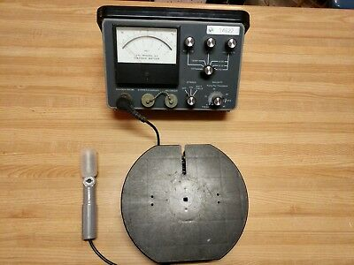 YSI Model 57 Dissolved Oxygen Meter w/ Wand Not fully tested