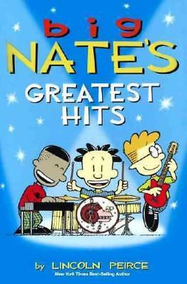 Big Nate's Greatest Hits by Lincoln Peirce (author)