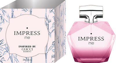 IMPRESS ME INSPIRED BY GUCCI BAMBOO FRAGRANT SCENTED PERFUME EAU DE PARFUM 100mL
