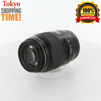 [NEAR MINT+++] Canon EF 100mm F/2.8 USM Macro Lens from Japan
