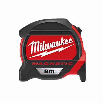 Milwaukee Premium Tape Measure Metric 8M - 48227308