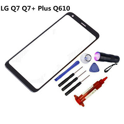 FOR LG STYLO 4 Q710 Front Outer Glass Screen Lens UV LOCA
