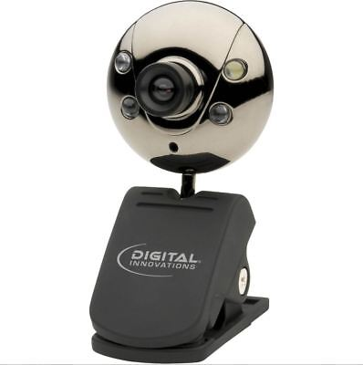 ChatCam WebCam with built in Microphone