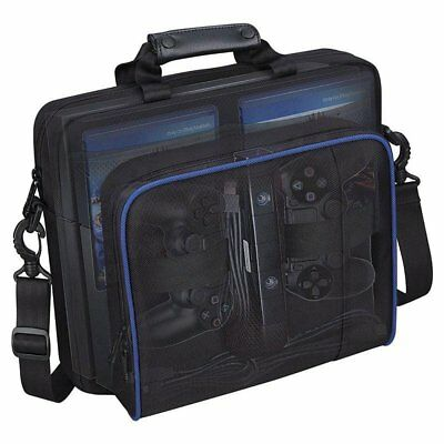 Multi-functional Travel Carry Case Storage Carrying Bag For PlayStation 4 PS4