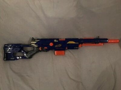 nerf nerf n-strike longstrike cs-6 Please See Photos
