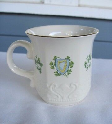 Carrigcraft Carrigaline County Cork Ireland Gold Rimmed Tea/Coffee Cup/Mug