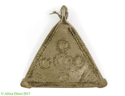 Tuareg Pendant Silver Niger African SALE WAS $25.00