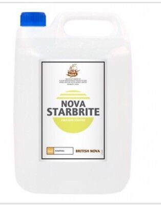 Cleenol British Nova Starbrite Emulsion Polish Stripper 2 X 5 Litre