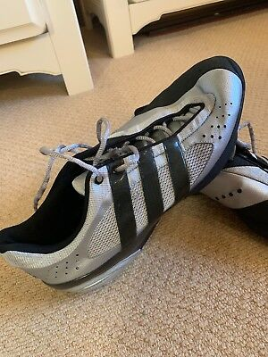 Fencing Shoes Trainers Adidas UK10.5