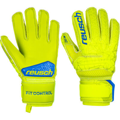 0ea8558e02ff4 Reusch Fit Control SG Extra Finger Support Junior Gants de gardien de but