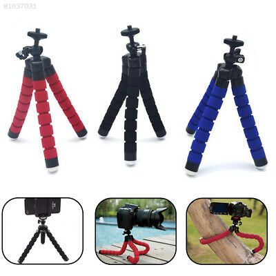 9A24 5FEA Flexible Joints Sponge Octopus Tripod Stand Bracket For Digital Camera