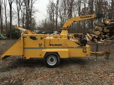2004 Vermeer BC1800 with Hydraulic Winch!! (#2444)