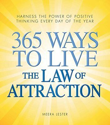 365 Ways to Live the Law of Attraction