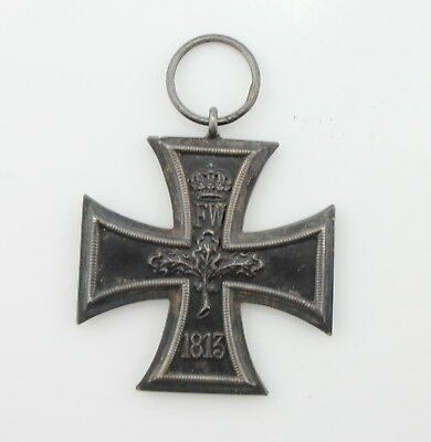 Iron Cross Wwi Medal Imperial German Dated 1914 Wilhelm Ii Original No Res #3809