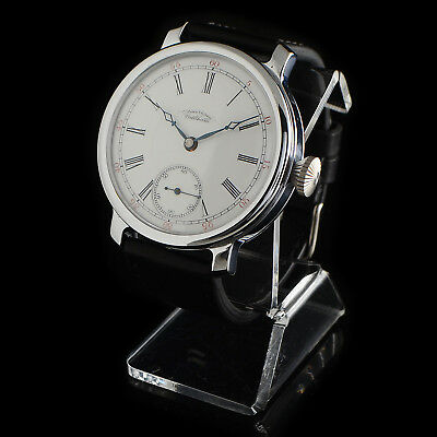 Waltham Mass Wrist Watch Riverside Men's 17 Jewels 16 Size Hi-Grade Usa Movement