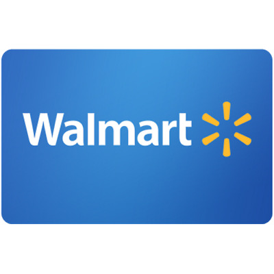 Walmart Gift Card $10 Value, Only $9.95! Free Shipping!