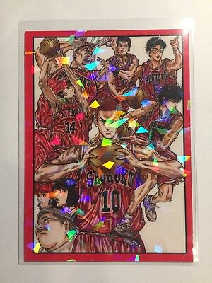 Slam Dunk Carddass Special Card Hors Serie Limited Event Exclusive Masaki Sato
