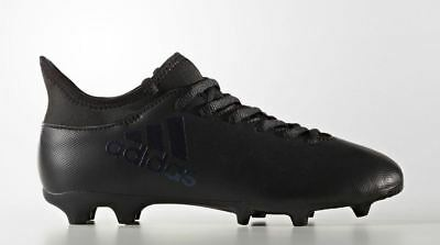 meet 5c478 028be adidas X 17.3 FG S82371 Juniors Football Boots~Soccer~Size UK 11.5 to 5.5