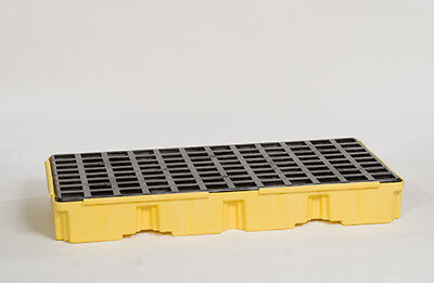 Eagle 2 Drum Spill Containment Platform, Lot of 1