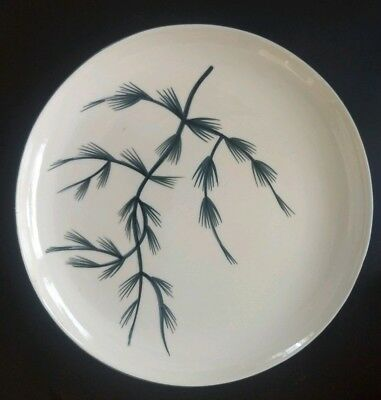 """Blue Spruce Winfield China Pottery California Dinner Plate 10 """" great condition"""