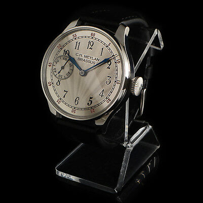 C.h. Meylan Brassus Watch Men's Best Quality 16 Size 19 Jewels Swiss Movement