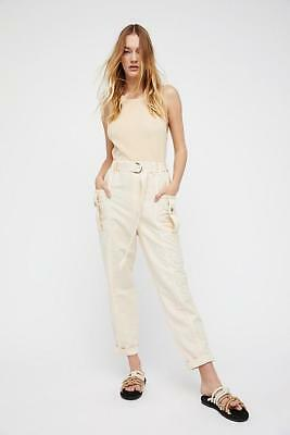 8249178c5a68 NWOT FREE PEOPLE ISABELLE PEGGED ONE PIECE JUMPSUIT sz S) -  59.99 ...