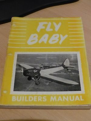 Bower's Fly Baby Model 1A Builders Manual