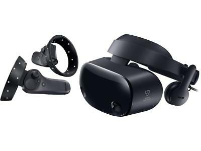 NEW Samsung HMD Odyssey + Plus Windows Mixed Reality Headset w/ 2 Controllers