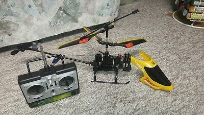 R/C Dragonfly Helicopter (maw-010B) - SOLD AS PARTS
