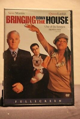 Bringing Down the House (DVD, 2003, Full Frame) - Used