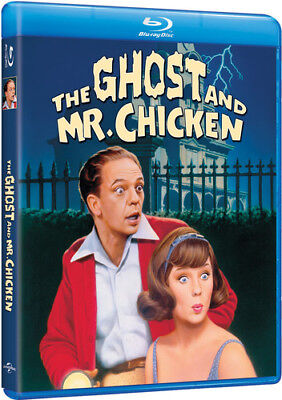 The Ghost and Mr. Chicken [New Blu-ray] Snap Case